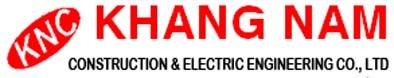 Kỹ thuật điện Khang Nam Logo